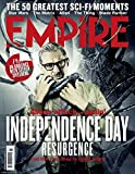 Empire Magazine (July, 2016) Independence Day Cover
