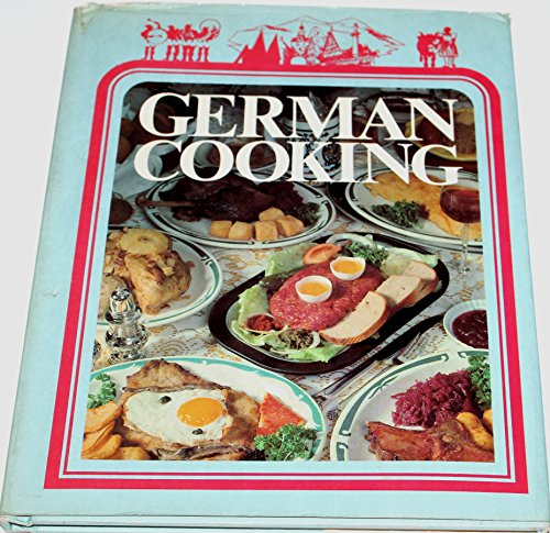 German Cooking by Ruth Malinowski, Patricia Sinclair, Alinda Nelson