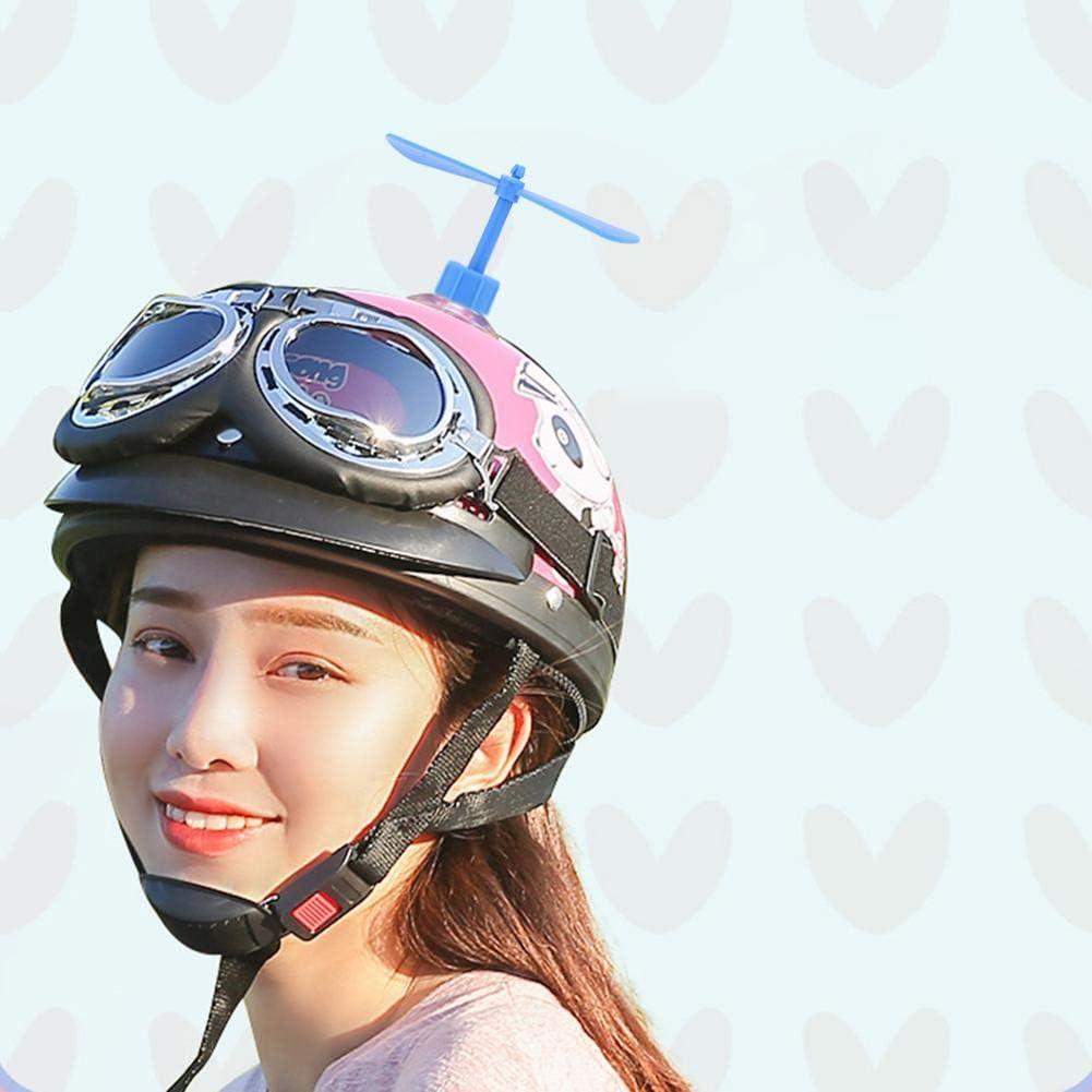 Casque de Ski Oreilles v/élo etc Casque de Moto Moto Ski Casque de v/élo Snowboard Ski Casque d/écoute AEROBATICS Accessoires pour Casque de Moto Bleu Ciel,
