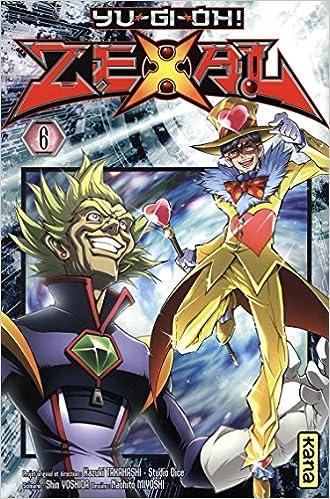 Livre gratuits Yu-Gi-Oh! Zexal, tome 6 epub, pdf