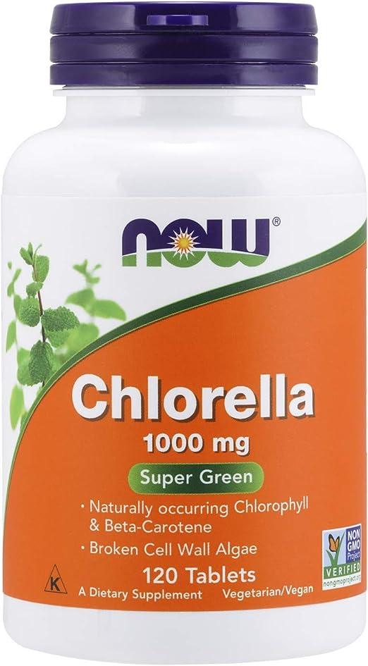 spirulina c vitamin