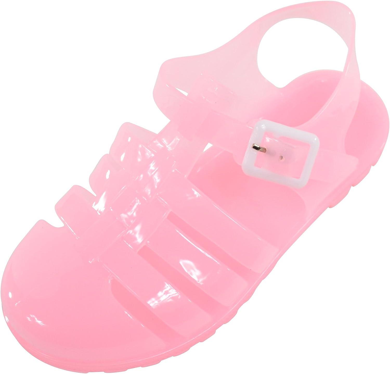 Childrens//Kids//Girls Summer//Garden//Beach//Holiday Jelly Shoes//Sandals