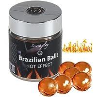 Secret Play S356, Tarro de 6 Bolas Brasileñas