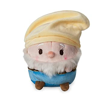 Disney Bonachón Peluche Pequeño Ufufy Con Aroma 11cm - Blancanieves y los siete enanitos: Amazon.es: Juguetes y juegos