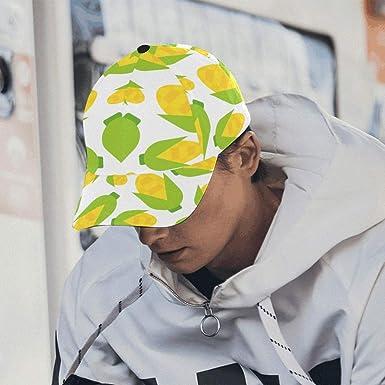 Chicos Ajustable Sombrero Icono de semilla de maíz Gorras de ...