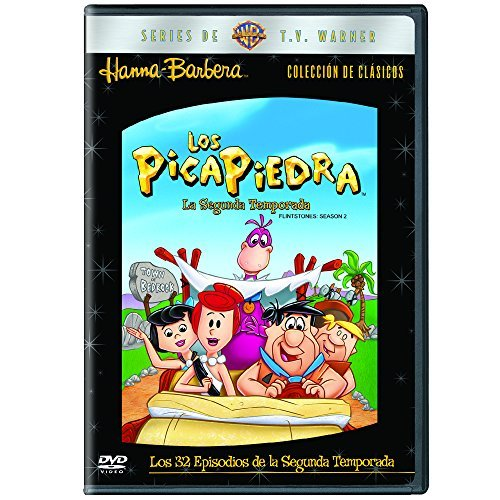 The Flintstones Season Two - Los Picapiedra Segunda Temporada DVD En Espa??ol Latino Region 1 Y 4 Ntsc by Hanna-Barbera Productions
