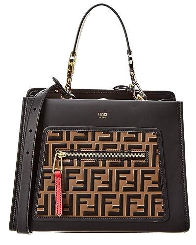 Fendi Runaway sac à main femme nero - maya  Amazon.fr  Chaussures et ... 4314f54e323