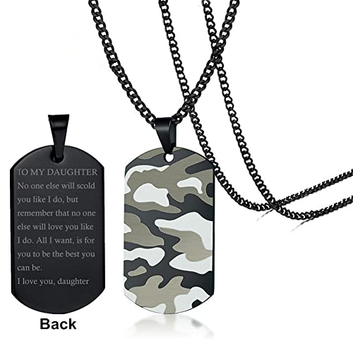 Amazon.com: Sunling Personalized Engravable Stainless Steel ...
