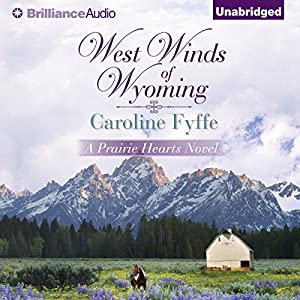 West Winds of Wyoming Audiobook