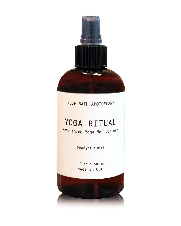 Amazon.com: Muse Bath Apothecary Yoga Ritual – Limpiador ...