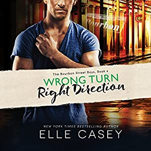 Wrong Turn, Right Direction Audiobook