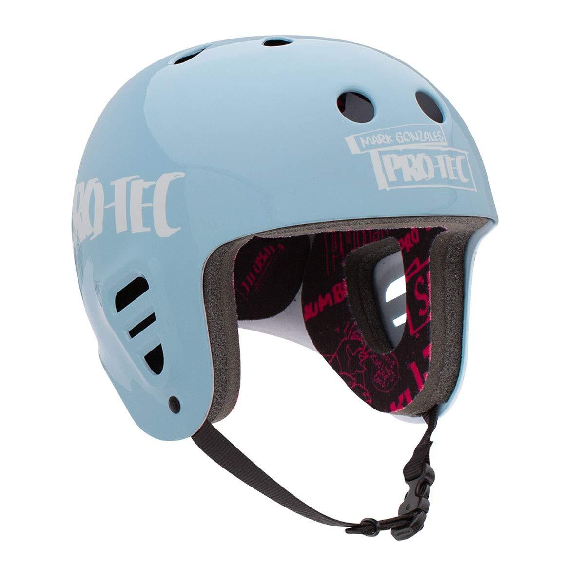 Pro Tec Full Cut Gonz 2 Helmet - Light Blue - XL