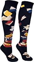 ModSocks Women's Bibliophile Knee Socks