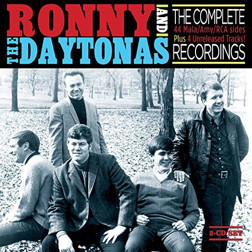 Complete Recordings Ronny Daytonas