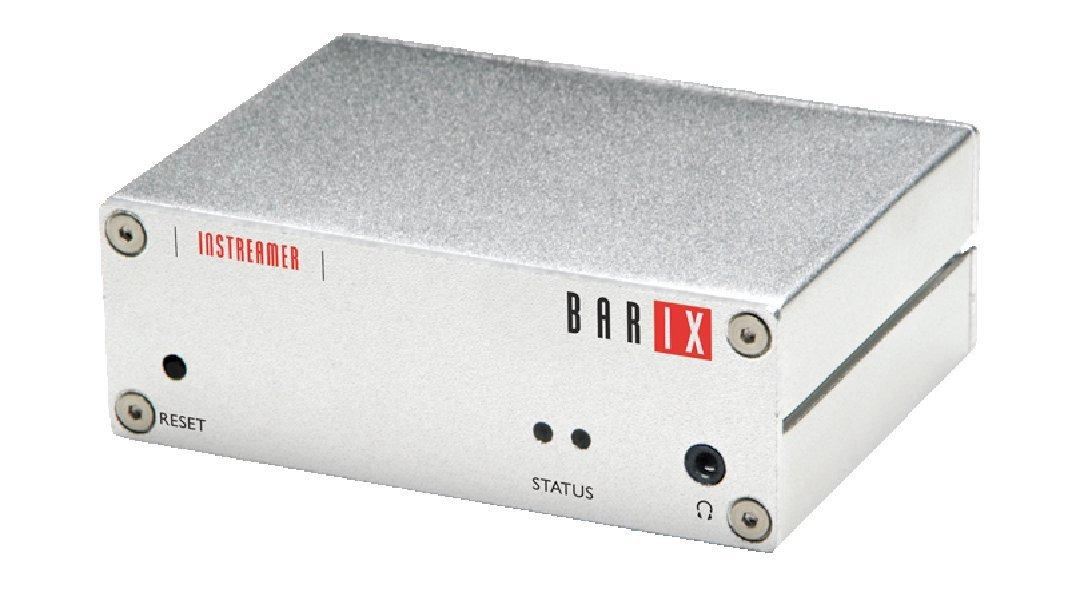 Instreamer - IP Audio Encoder