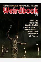 Weirdbook #43 Kindle Edition