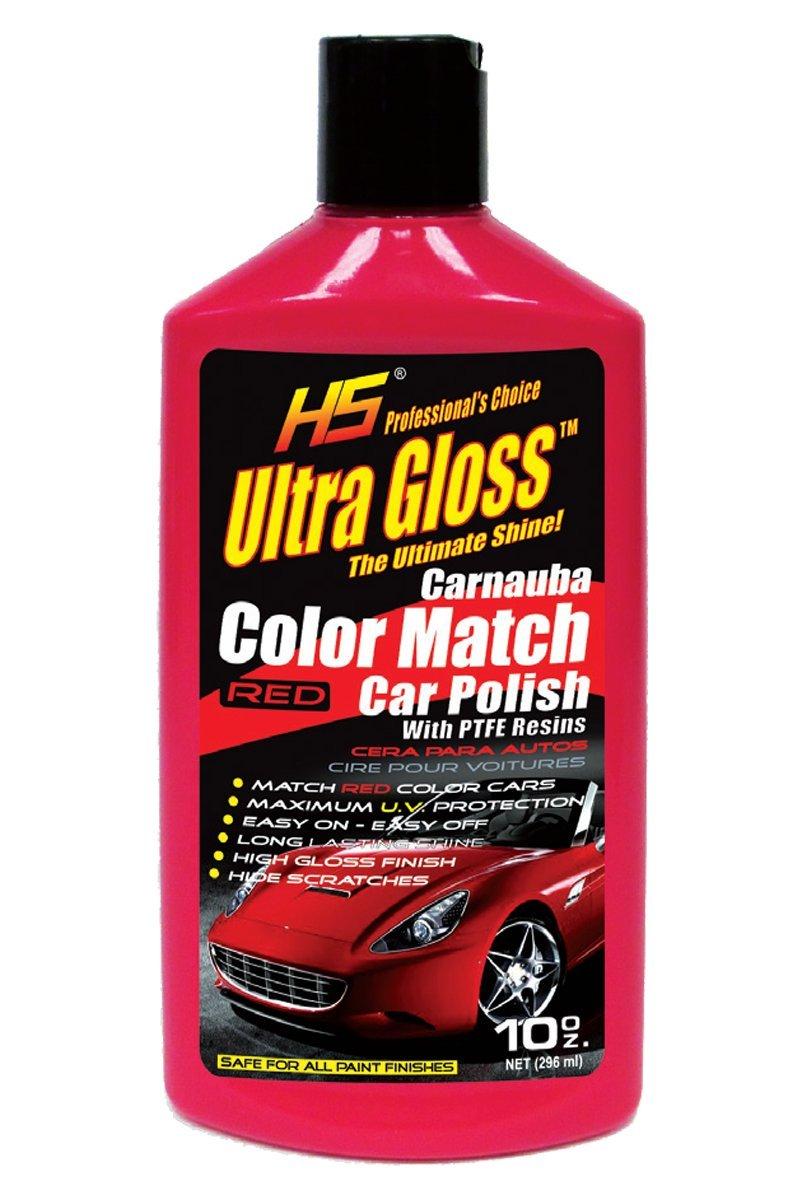 Color magic car polish silver - Amazon Com Hs Ultragloss Carnauba Red Color Match Car Polish With Ptfe Results The Professional Choice 10 Oz 10 Oz Automotive