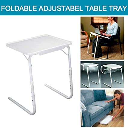 Excellent Amazon Com Foldable Table Tv Tray Portable Folding Snack Short Links Chair Design For Home Short Linksinfo