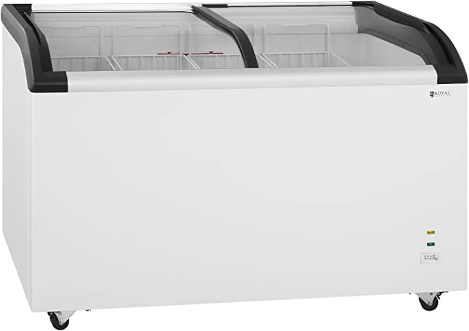 Royal Catering Congelador profesional para helados RCFZ-355 (355 L ...
