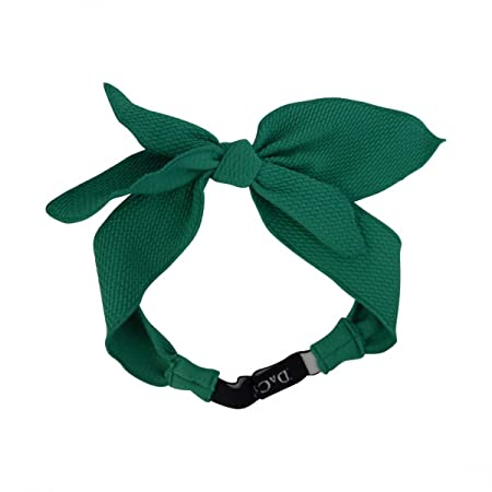 Girls Baby Cotton Bow Hairband Stretch Turban Knot Head Wrap for Kids DZP