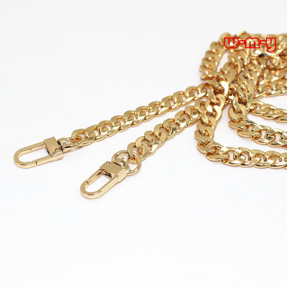MW DIY Cadena plana de hierro para bolso de mano, accesorios ...