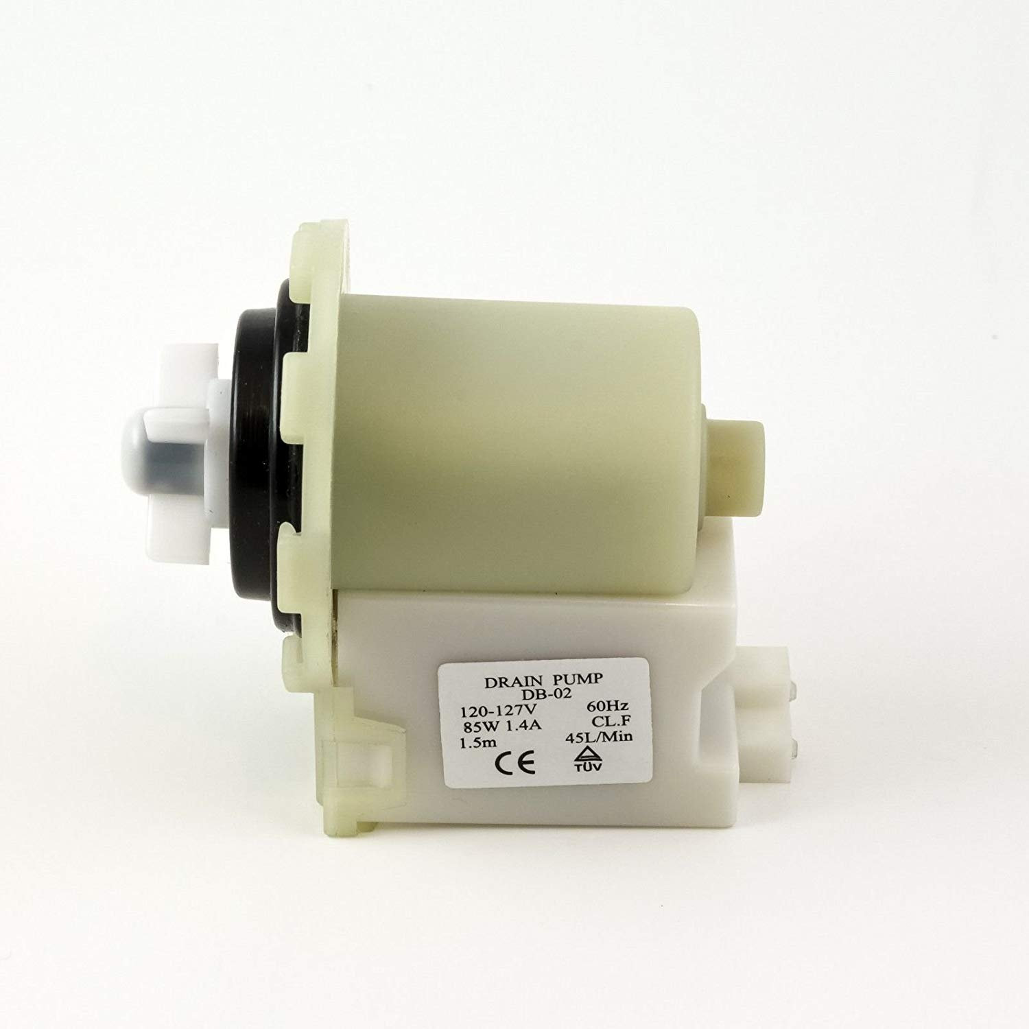 NEW Replacement Drain Pump for KENMORE WHIRLPOOL 8540024 W10130913 on samsung wiring diagrams, eaton wiring diagrams, sears wiring diagrams, gibson wiring diagrams, craftsman wiring diagrams, kitchenaid wiring diagrams, panasonic wiring diagrams, buckley wiring diagrams, hotpoint wiring diagrams, whirlpool wiring diagrams, hobart wiring diagrams, westinghouse wiring diagrams, ge wiring diagrams, maytag wiring diagrams, dacor wiring diagrams, speed queen wiring diagrams, amana wiring diagrams, frigidaire wiring diagrams, viking wiring diagrams, lg wiring diagrams,