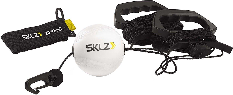 SKLZ Controlled Pitch Baseball Batting Trainer ZipNHit Weiß -Schwarz one-size 0962
