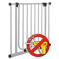 EasyStep | 62cm - 222cm | Barrières sécurité haute qualité