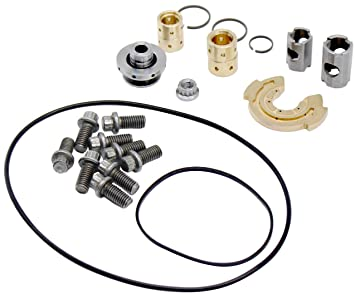 Turbo Rebuild Kit Turbochargers Repair Kits for 6.0 Ford Super Duty 2003-2007, Ford