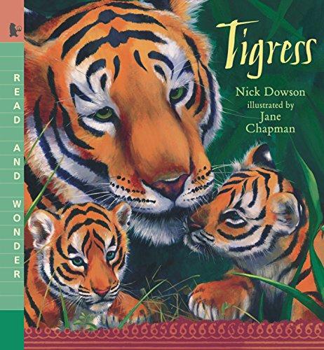 - Tigress: Read and Wonder
