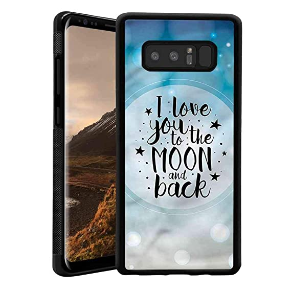 Amazon com: Love,Stars Typography Dreamy Galaxy Note 8 [6 3