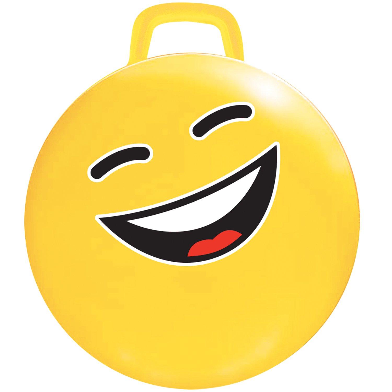 Mega Fun USA Emoji Hop Hop Bouncers LOL
