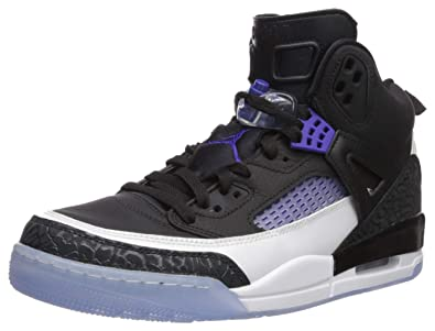 Nike Jordan Men's Spizike Shoe, Black