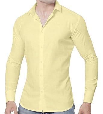 b158c68d606 S.N. Formal Shirts for Men Mens Cotton Shirts