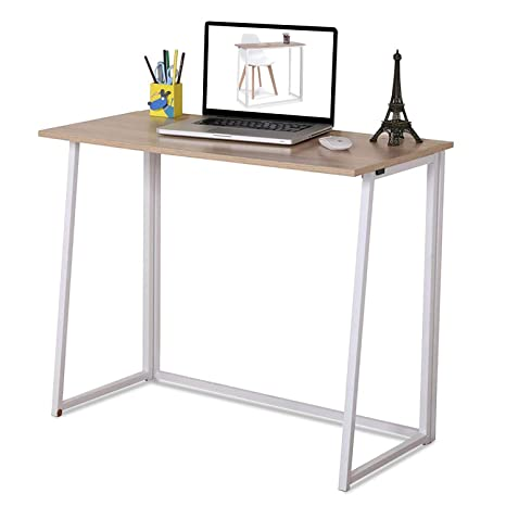 Amazon.com: Mesa plegable 4NM., Metal Madera maciza: Kitchen ...