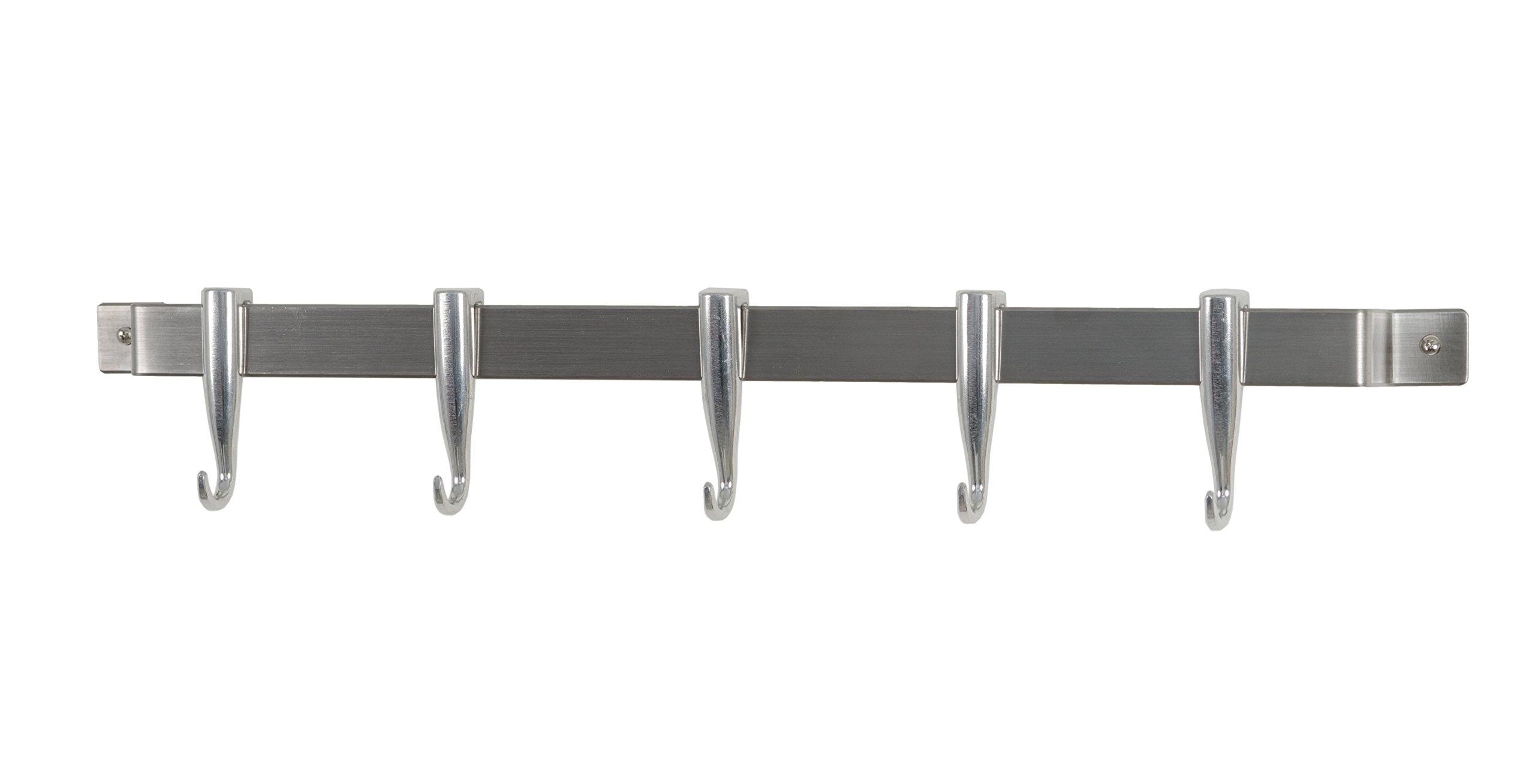 Concept Housewares Stainless Steel Utensil Rack Medium