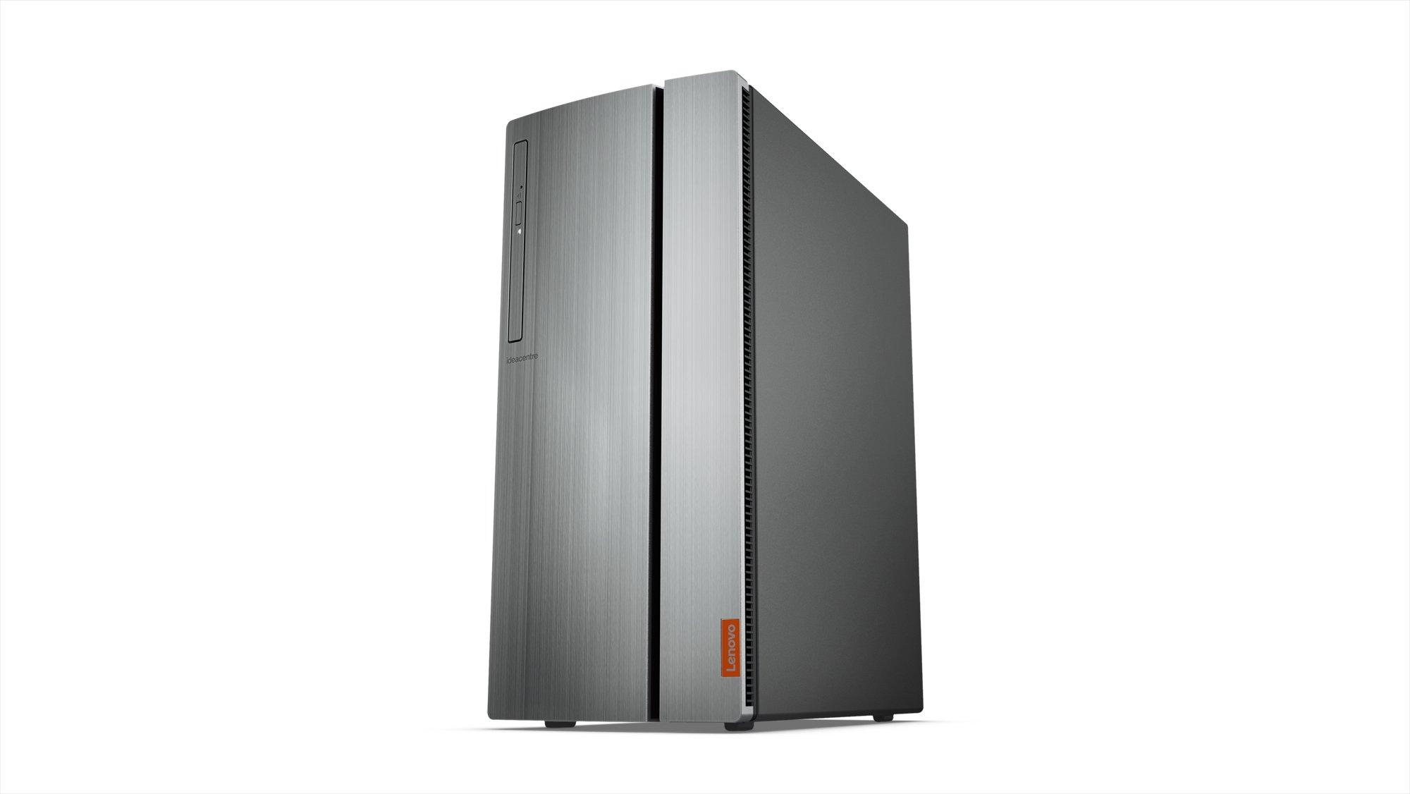 Lenovo Ideacentre 720 18L Desktop (Intel Core i7-7700, 12GB DDR4, 128GB SSD, 1 TB HDD, Nvidia GeForce GTX 1050Ti, Windows 10 Home), 90H00006US by Lenovo