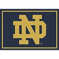 Notre Dame Fighting Irish NCAA College Team Spirit Team Area Rugs