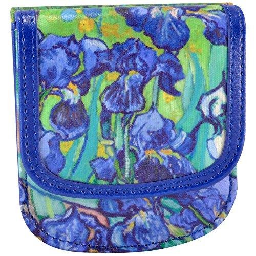 TAXI WALLET Van Gogh Irises...