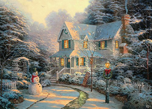 Ceaco 3328-41 Night Before Christmas Puzzle