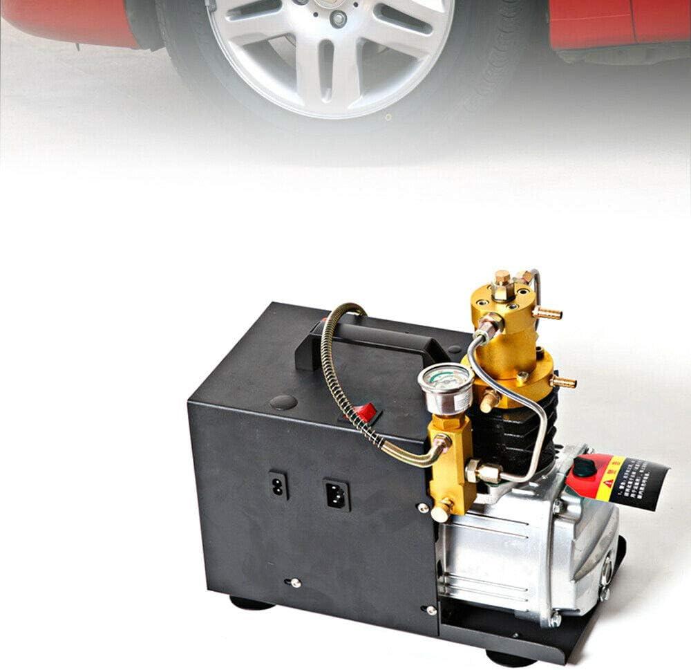 30MPA compresseur pompe /à air haute pression compresseur dair /électrique PCP avec manom/ètre 1,8 KW