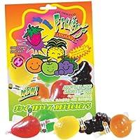 Fruity's Ju-C Jelly Delicacies Golosinas De Sabores Assorted Flavors