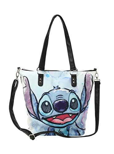 Amazon.com: Disney Lilo & Stitch Big Face Bolsa: Shoes
