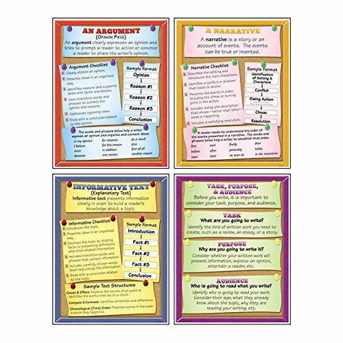 McDonald Publishing Text Types Teaching Poster Set ()