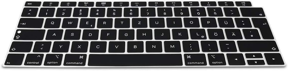 kwmobile Protector de Teclado Compatible con Apple MacBook Air 13