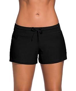 Alex Vando Womens Swimwear Shorts Beach Boardshort Trunks
