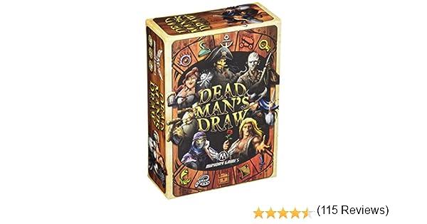 Dead Mans Draw by Mayday Games: Amazon.es: Juguetes y juegos