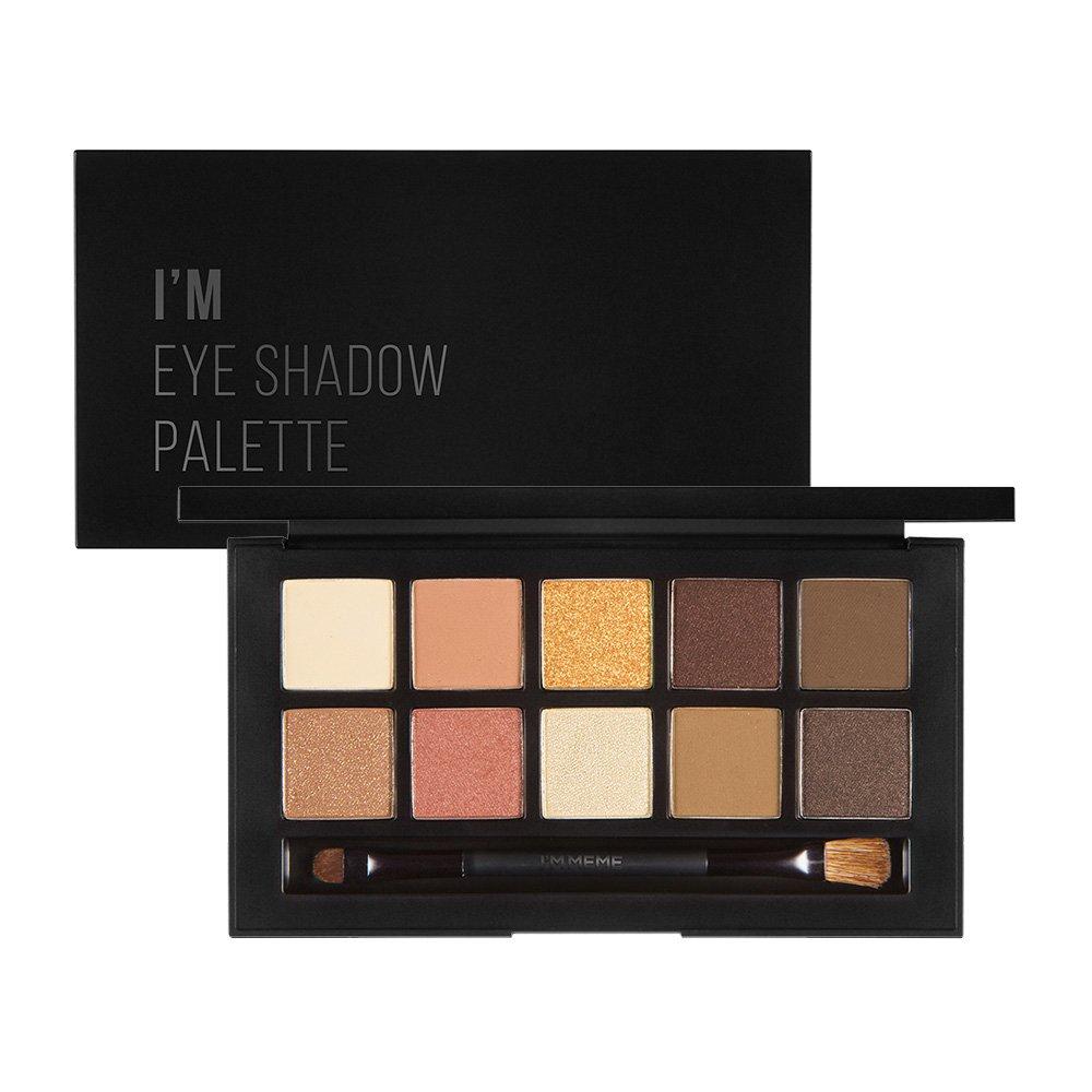 I'M MEME I'm Eyeshadow Palette #Sp01 Day To Night MEMEBOX