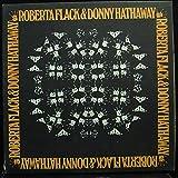 Roberta Flack & Donny Hathaway VINYL LP - Atlantic - SD 7216