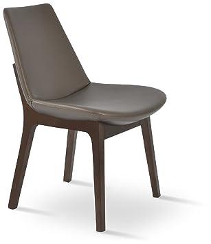 Excellent Amazon Com Soho Concept Eiffelwd Aw Whtppm Eiffel Wood Dailytribune Chair Design For Home Dailytribuneorg